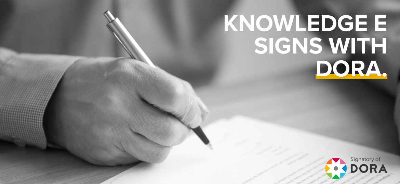 DORA - Publisher Signatory