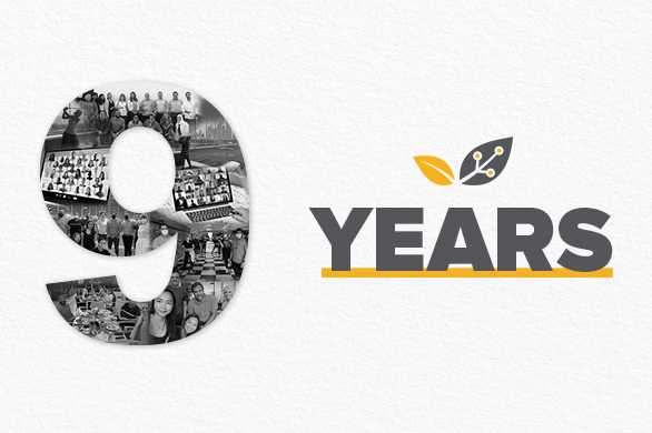 9 Years – But Who's Counting?